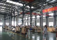 生产中的海西scb10干式变压器