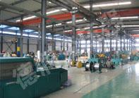 海西s11油浸式变压器生产线